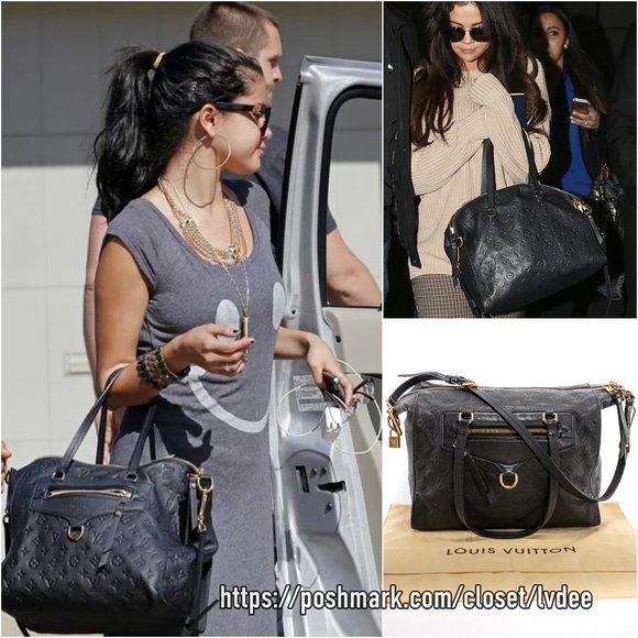 Louis Vuitton Handbags - Selena Gomez Fave LOUIS VUITTON bag